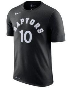 Nike Men's Demar DeRozan Toronto Raptors Name & Number Player T-Shirt - Black XXL