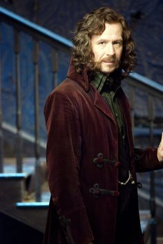Pin for Later: 22 Harry Potter Costumes You Haven't Thought of Yet Sirius Black