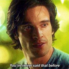 Killian: You've never said that before to me. Freya: what? K: that you love me. F: It's true  Beauchamp Witches