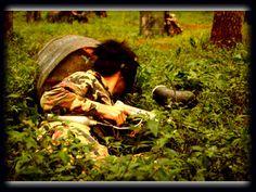 War in jungle - Oh yeah :)