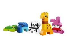 Les animaux rigolos LEGO DUPLO