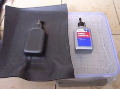 How to build your own vacuum form. Very interesting. I would really like to try this out.