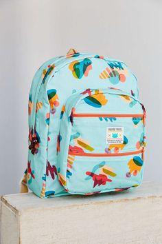 Mokuyobi Threads Big Pocket Backpack - Urban Outfitters