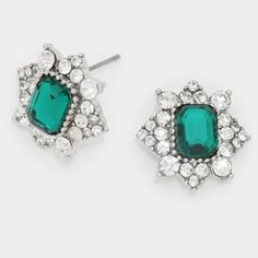 Emerald, Rhodium