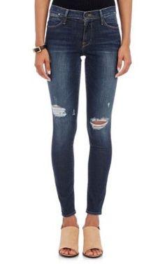 Frame Denim Le High Skinny Jeans at Barneys New York