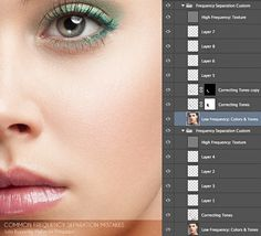 Common Frequency Separation Mistakes Which Will Ruin Your Retouching Results | Fstoppers