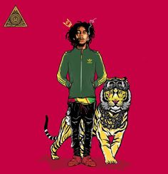 Bob Marley & The Lion