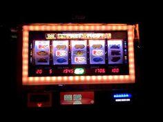 Hee Haw nickel slot machine bonus win at Parx Casino