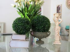 Artificial Plants & Flowers  Boxwood Topiary Ball 26 cm Gorgeous!!