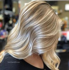 Beautiful Blonde Colour