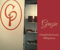 Grazie #Mipel107! Vogliamo ringraziare e salutare quanti hanno condiviso insieme a noi questi giorni al MIPEL sia presso il nostro stand che attraverso i nostri canali social!  Arrivederci! ******************* We want to thank all those who have shared with us these days at MIPEL, even through our social channels! Bye!  #CepiPelletterie #MadeInItaly#leathergoods