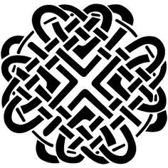 Celtic love knot 2