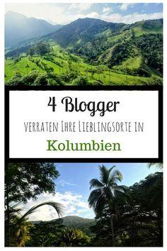 4 Blogger beantworten Fragen zu Kolumbien unter anderem nennen Sie Ihre Lieblingsorte und strände sowie die schönsten Erlebnisse #kolumbien #colombia #travel #reisen #blog #traveltips #medellin #bogota #tayrona Dank fürs weiterpinnen