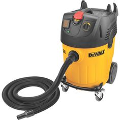 DEWALT D27904 12 Gallon Dust Extractor with Automatic Filter Clean - Vacuum And Dust Collector Filters - Amazon.com