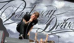 Parkway Drive @Graspop 2013