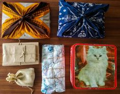 Zero Waste Wrapping using cloth, paper, shopping bags and more!!! Tips and tricks Shopping Bags, Sustainable Living, Zero Waste, Wrapping, Wraps, Paper, Shopping Bag, Rolls, Rap