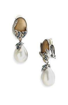 badass alexis bittar earrings