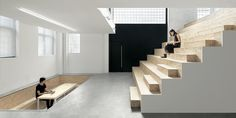 'jingyuan no. 22' project concentrates on creating a flexible space that follows the same logic of internet thinking.