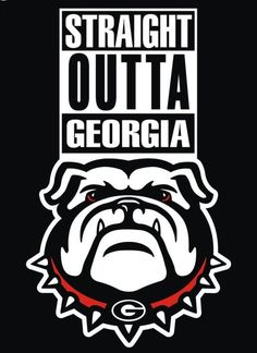 STRAIGHT OUTTA GEORGIA