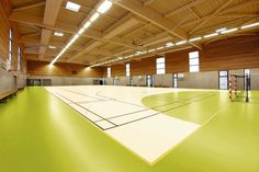 Compact, Flooring, Interior, Sports, Design, Hs Sports, Indoor, Sport, Interiors