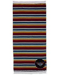 WAVE WANDERER TOWEL BY ROXY IN TRUE BLACK