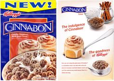 Peanut Butter 'n' Insect Parts, fresh from Post Cereals! Cinnamon Cereal, Cinnabon, Smosh, Weird Food, Peanut Butter, Oatmeal, Grains, Video Thumbnail, Breakfast