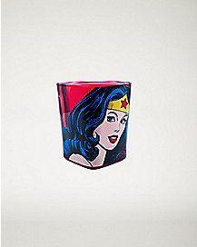 Comic Book Wonder Woman Shot Glass 1.5 oz. - DC Comics