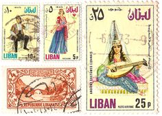 Libyan Postage Stamps