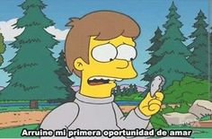 Simpsons Frases, Simpsons Quotes, Simpsons Cartoon, Homer And Marge, Homer Simpson, Lisa Simpson, Today Cartoon, 90s Tv Shows, Yesterday And Today