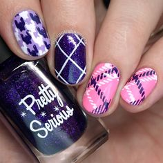 Nail Polish Society: Cici & Sisi Stamping Plates and Clear Stamper Review