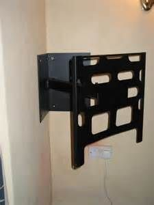 Corner Tv Mounting Brackets Bing Images Living Room Redesign In