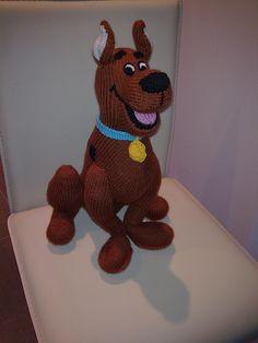 Ravelry: Scooby Doo pattern by Alan Dart