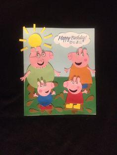 Noah's bday card
