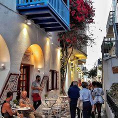 Mykonos, Greece    #mykonos island #greece