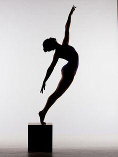 Silhouette & Sculptures - Photo by Richard Calmes - http://www.pbase.com/rcalmes