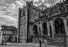 Turismo en Portugal: Sé o Catedral de Oporto