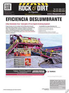 Rock & Dirt en Español Abril 2015 - http://www.rockanddirt.com/esp/static/onlinePub/esp_apr.html #RDEspanol