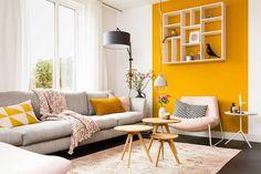 2,213 vind-ik-leuks, 52 reacties - @vtwonen op Instagram: 'ZONNETJE IN HUIS • van geel worden we vrolijk! Jij ook? Pas het eens toe in huis. Stylist Wendy…'