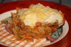 Traditional irish shepherd s pie. made this tonight...... so yummy!!!!