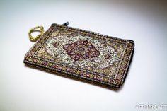 Luxury vintage wallet Card holder wallet - Credit card wallet  - Slim business card holder