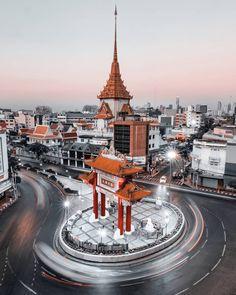 Thailand Travel Tips, Bangkok, How Beautiful, Paris Skyline, To Go, Instagram