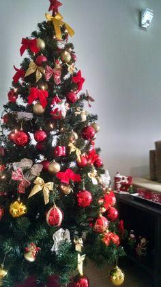 Árvore de Natal, só amo!