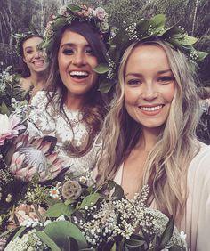Ethereal garden wedding at Quail Haven Farm, San Diego CA. Pinterest: @lmcmurdo @brittterrs