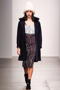Timo Weiland RTW FALL-WINTER 2015/16
