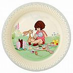 Belle & Boo Party Plates