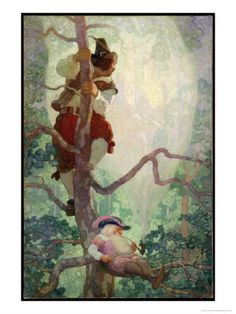 The Rites of Spring, Charles Robinson    13 notes