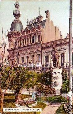 residencia Sánches Elía Plaza San Martín Buenos Aires 1910