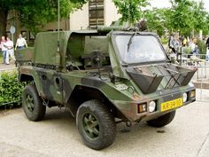 Lohr LSV (NL) Army Vehicles, Armored Vehicles, Super 4, Armored Fighting Vehicle, Military Surplus, Expedition Vehicle, Mini Trucks, Volvo, Atv