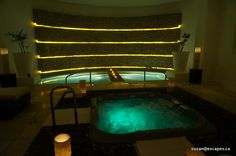 relax your senses and pamper your body in one of the top 3 spas in the world