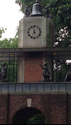 Delacorte Clock, Central Park, NYC